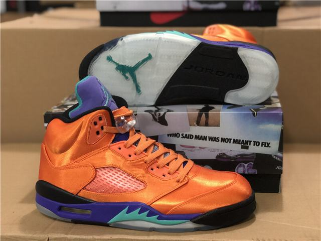 Authentic Air Jordan 5 Fresh Prince