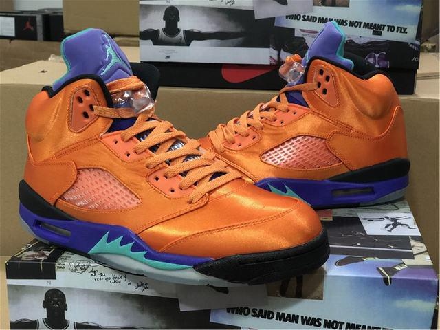 Authentic Air Jordan 5 Fresh Prince
