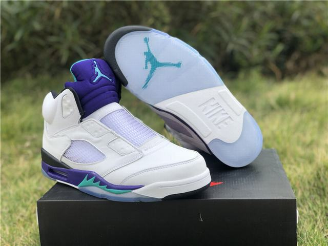 Authentic Air Jordan 5 NRG Fresh Prince