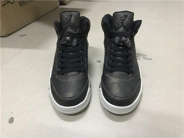 Authentic Air Jordan 5 Premium Heiress Camo