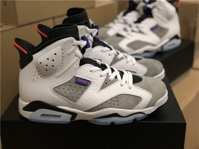 """Authentic Air Jordan 6 """"Flint"""""""