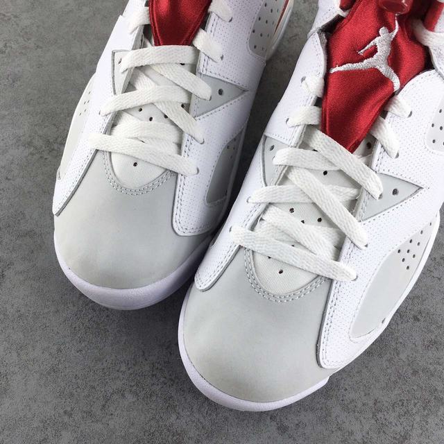 "Authentic Air Jordan 6 ""Hare"" Original"