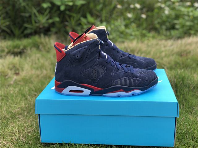 Authentic Air Jordan 6 DB(with updates shoesbox)