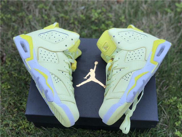 """Authentic Air Jordan 6 GS """"Floral"""""""