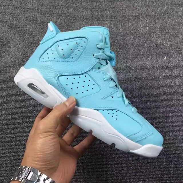 Authentic Air Jordan 6 Pantone GS