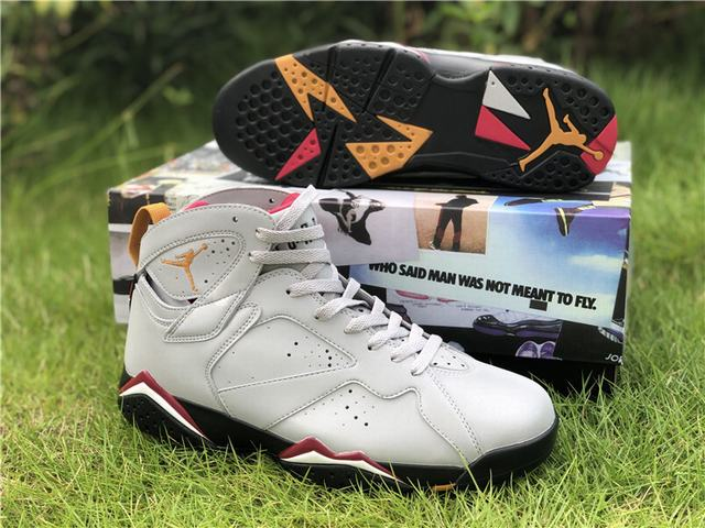 "Authentic Air Jordan 7 ""Reflections of A Champion"""