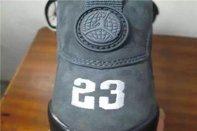 """Authentic Air Jordan 9 """"Anthracite"""""""