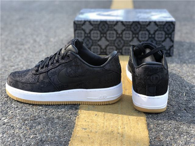 Authentic Clue x Air Force 1Black