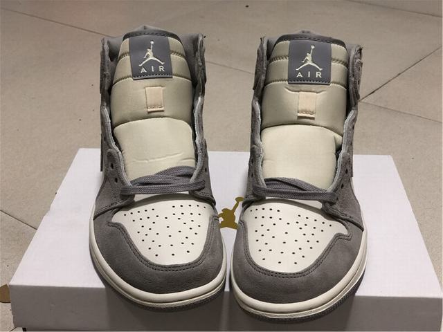 Authentic Dior x Air Jordan 1 2020 Grey