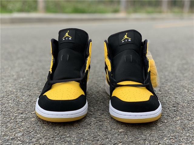 "Authentic Jordan 1 Mid ""New Love"""