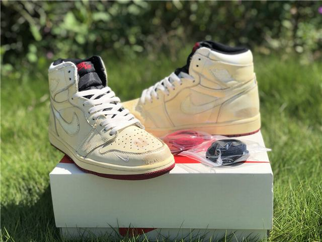 Authentic Nigel Sylvester x Air Jordan 1