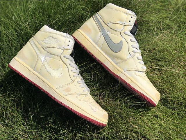 Authentic Nigel Sylvester x Air Jordan 1