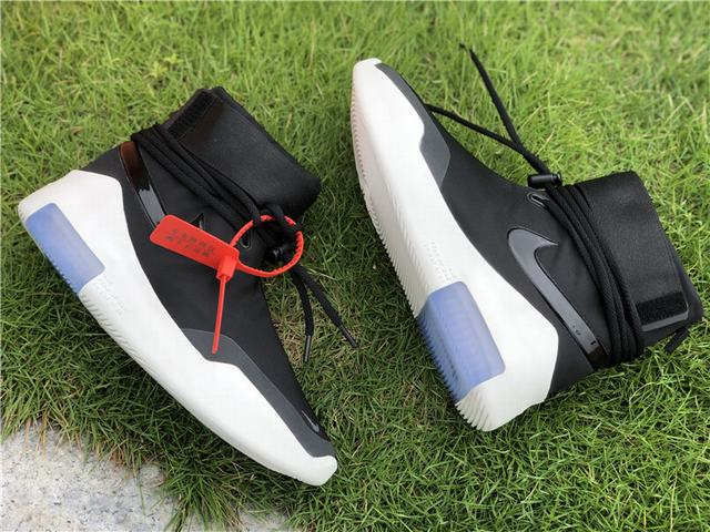 Authentic Nike AIR SHOOT AROUND FOG Black