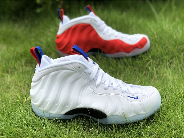 "Authentic Nike Air Foamposite One ""USA"""