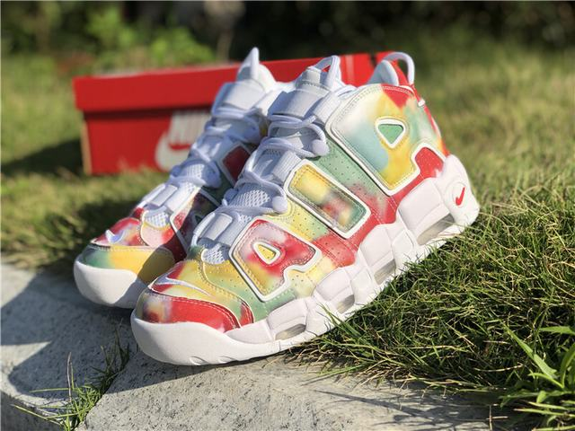 Authentic Nike Air More Uptempo