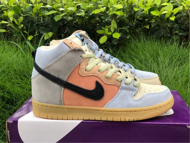 Authentic Nike Dunk High
