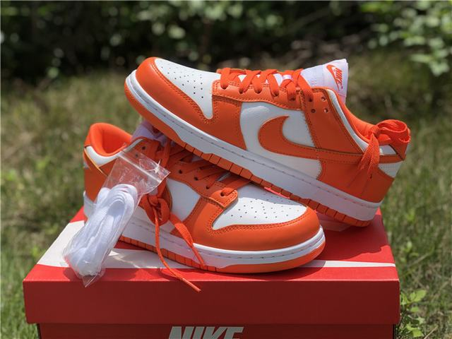 """Authentic Nike Dunk Low """"Syracuse"""""""