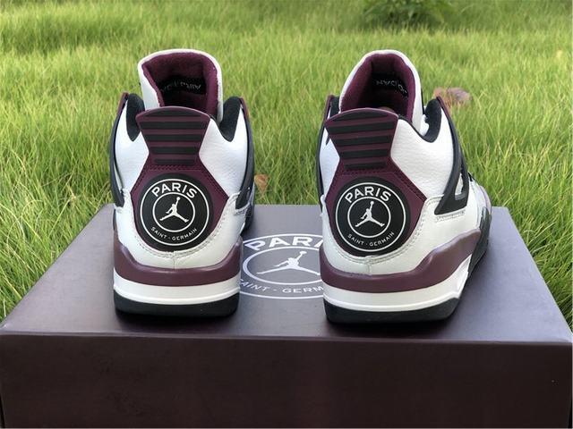 Authentic PSG x Air Jordan 4