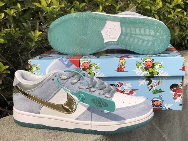 Authentic Sean Cliver x Nike SB Dunk Low