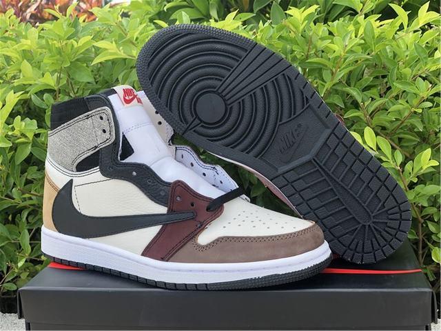 Authentic Travis Scott x Air Jordan 1