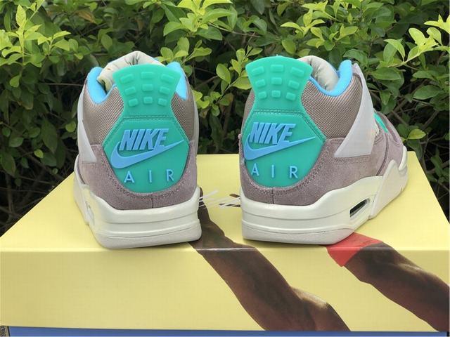Authentic Union LA x Air Jordan 4 ''Taupe Haze''
