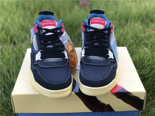 Authentic Union x Air Jordan 4