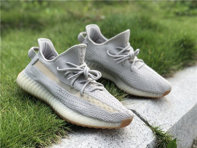 Authentic Yeezy 350 V2 Sesame Static