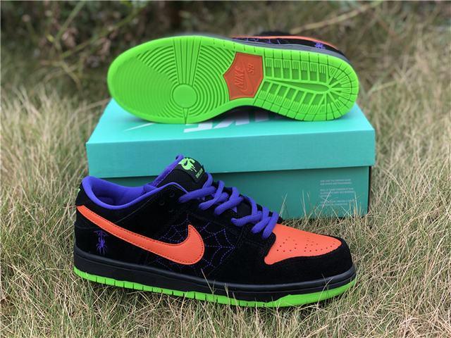 Nike SB Dunk Low Night Of Mischief
